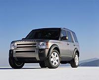 Motor Trend names Land Rover LR3 SUV of the Year general news
