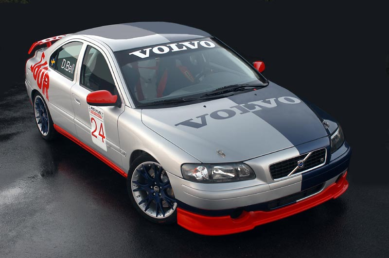 Volvo racing team enters world challenge gt series for Star motor cars volvo