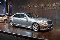 2007 Mercedes-Benz S 550
