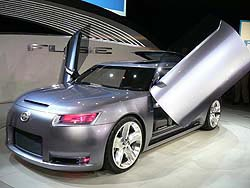 Scion FUSE Concept Coupe
