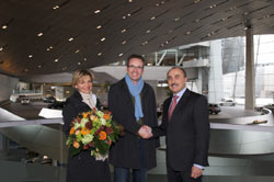 BMW World welcomes one-millionth visitor