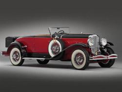 1931 Duesenberg Model J Convertible Coupe