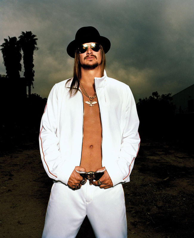Musician Kid Rock will appear at GM Style