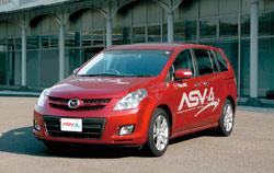 Mazda Advanced Safety Vehicle