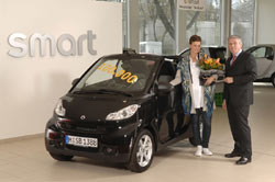 Smart delivers 100,000th redesigned Fortwo general news