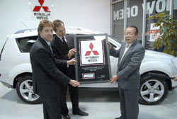 Mitsubishi's latest dealer has opened in Hamilton, Ontario