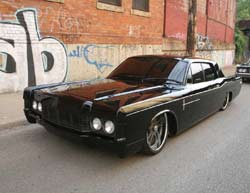 Customized and antique vehicles will descend on Toronto March 14-16 for the 2008 Performance World Custom Car & Truck Show