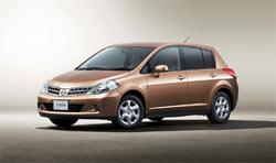 Nissan Versa/Tiida