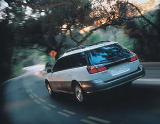 2001 Subaru Outback H6 3.0