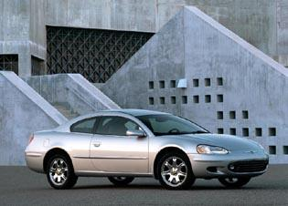 2001 Chrysler Sebring Coupe LXi