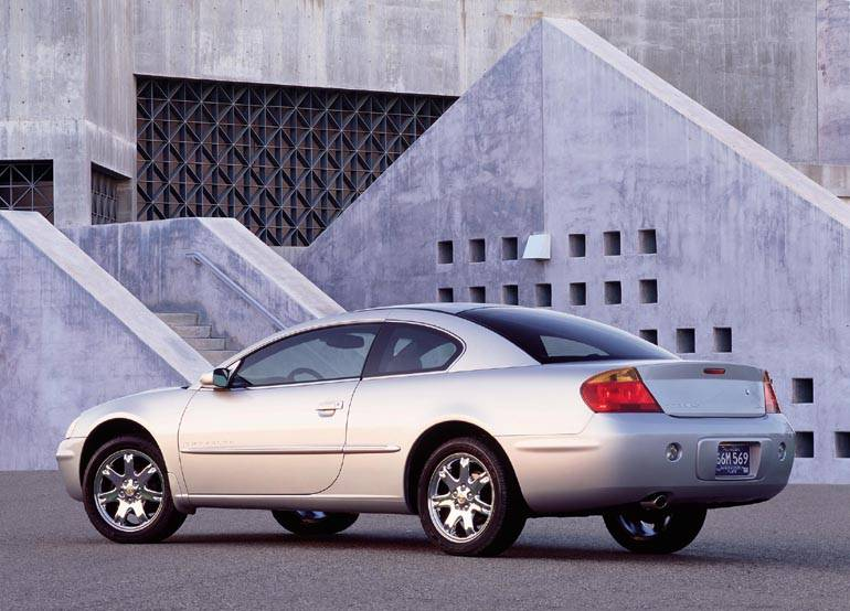 Test Drive  2001 Chrysler Sebring Coupe Lxi