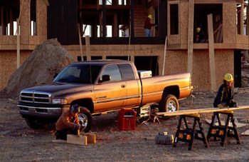 Dodge Ram Contractor Special