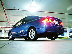 2006 Acura CSX Touring