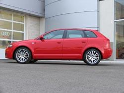 2006 Audi A3 2.0T DSG