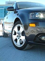 2006 Audi A3 3.2 quattro