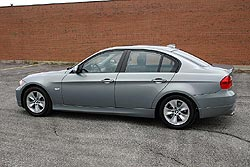 Test Drive: 2006 BMW 323i car test drives bmw