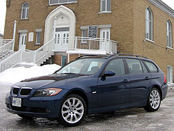 Test Drive: 2006 BMW 325xiT car test drives bmw