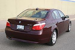 2006 BMW 550i