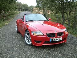 2006 BMW M Roadster