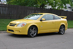 Test Drive: 2006 Chevrolet Cobalt SS Supercharged - Autos ca