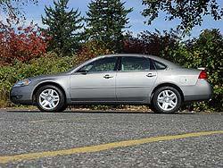 2006 Chevrolet Impala LTZ
