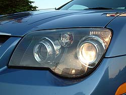 2006 Chrysler Crossfire SRT-6