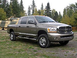 First Drive: 2006 Dodge Ram Mega Cab dodge