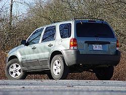 Test Drive 2006 Ford Escape Hybrid 4WD  Autosca