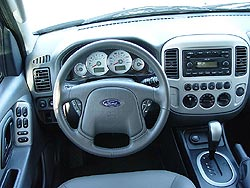 2006 Ford Escape Hybrid 4WD