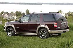 2006 Ford Explorer Eddie Bauer