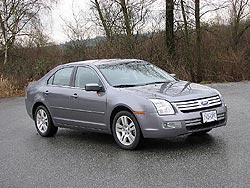 2006 Ford Fusion SEL V6