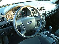 2006 Ford Fusion SEL 4-cylinder, 5-speed