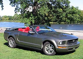 Used Vehicle Review: Ford Mustang, 2005 2009 ford
