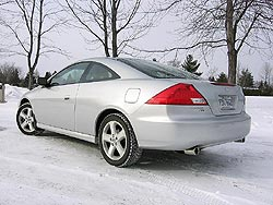 2006 Honda Accord EX-V6 6-speed coupe