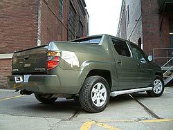 2006 Honda Ridgeline EX-L Navi