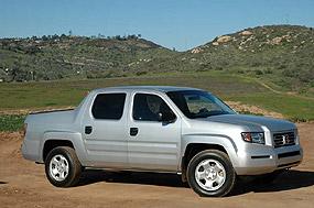 2005 Honda Ridgeline