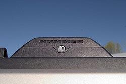 2006 Hummer H3 roof rack