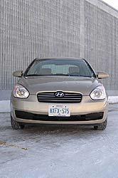 2006 Hyundai Accent GL 5-speed