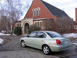 2002 Hyundai Elantra SE