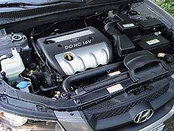 Test Drive 2006 Hyundai Sonata Gl 4 Cylinder Autos Ca