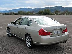 2006 Infiniti M35x