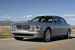 2006 Jaguar XJ sedan