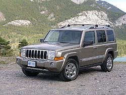 2006 Jeep Commander 5.7 Limited Edition