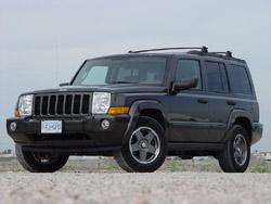 2006 Jeep Commander V6