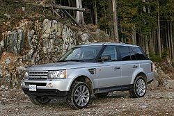 Used Vehicle Review: Land Rover Range Rover, 2003 2009 used car reviews luxury cars landrover