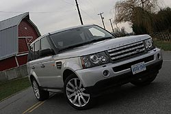 2006 Range Rover Sport Supercharged