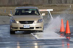 Stability control: the guiding hand  health and safety