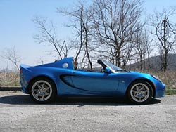 First Drive: 2006 Lotus Elise first drives