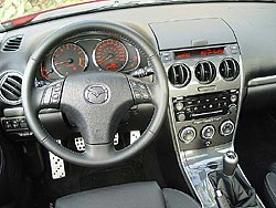 Test Drive: 2006 Mazdaspeed6 mazda
