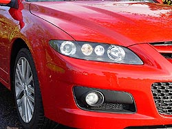 Test Drive: 2006 Mazdaspeed6 mazda car test drives